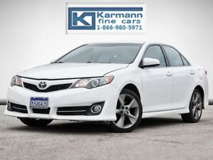 2014 Toyota Camry SE|Sunroof|Back Up Cam|Navi|One Owner|Accident