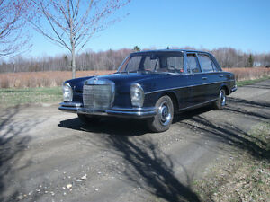 1966 Mercedes-Benz 300 SEL Exceptional condition
