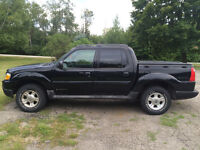 2001 Ford Explorer Sport Trac Pickup Truck - AS IS
