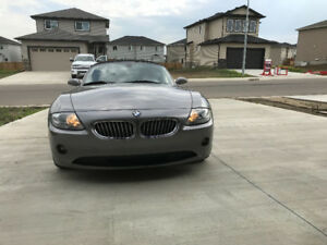 2005 BMW Z4 3.0 convertible 6 speed