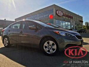 2015 Kia Forte LX | LOWKM | WELL MAINTAINED