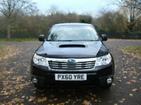 Subaru Forester 2.0D 2010.5MY X 12 MONTHS WARRANTY