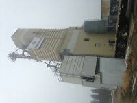 Feed Mill Domolition