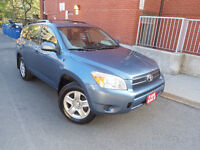 2008 TOYOTA RAV4 4WD ,4 CYLINDER ,PRICED TO SELL ,CLEAN CAR !!!