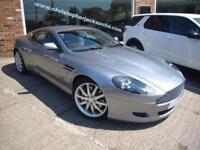 Aston Martin DB9 6.0 Coupe Touchtronic 2005 54 Grigio Titanio 55900 miles