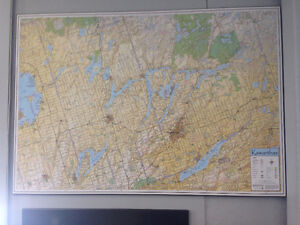 MAP OF KAWARTHAS
