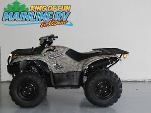 2016 Yamaha GRIZZLY EPS CAMO