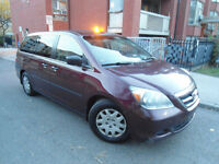 2007 HONDA ODYSSEY , LOW MILEAGE , CLEAN VAN , KEYLESS ENTRY !!! City of Toronto Toronto (GTA) Preview