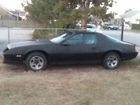 1982 Chevrolet Camaro Z28 Coupe (2 door)