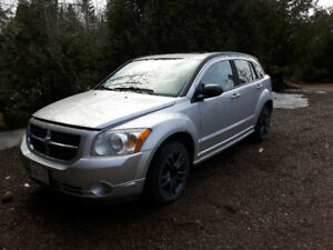 2007 Dodge Caliber RT