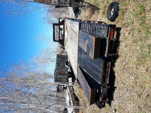 Car hauler 21000 lbs total Lank 26ft