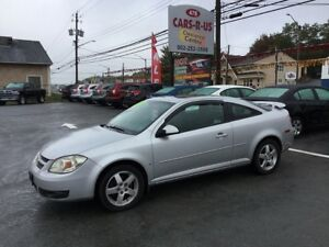 2008 Chevrolet Cobalt LT 2dr Coupe 5 Speed/ Comes with Winter ti