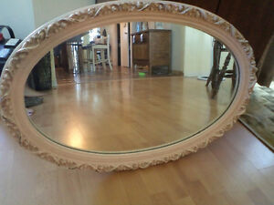 Miroir antique maison int rieur dans grand montr al for Miroir miroir montreal