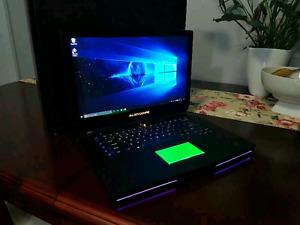 2 Alienware 17 Gaming Laptops