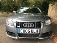 2005 Audi A4, S-Line, immaculate, new engine ,time belt and clutch.