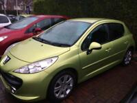 2007 PEUGEOT 207 1.6 HDi 90 Sport 5dr