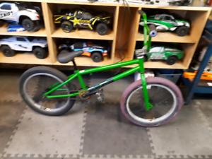 2 norco ares bmx bikes