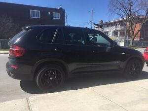 2011 Bmw X5 35d still under warranty till 2018