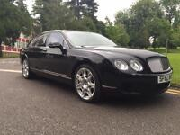 2012 Bentley Flying Spur CONTINENTAL FLYING SPUR MULLINER DRIVING SPEC 4 door...