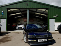 1997 Audi Cabriolet 2.0 PETROL BLACK FRIDAY SAVE 250