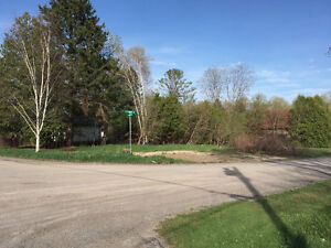 Vacant Corner Double Lot in Norland, Kawartha Lakes!
