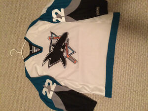 Chandail Sharks San Jose