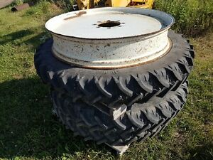 230/95R44 High Clearance Tires and Rims Edmonton Edmonton Area image 2
