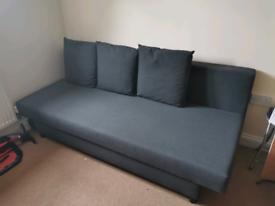 IKEA 3 person sofa bed (asarum)