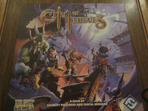 Board game - Cadwallon: City of Thieves