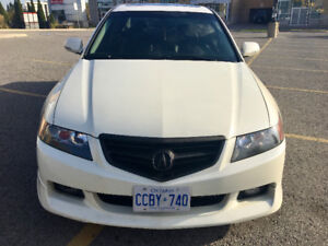 2004 ACURA TSX MANUAL FOR SALE