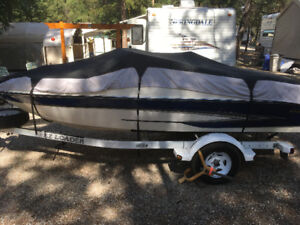 Boat cover like new