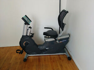 SportOp B930 Recumbent Exercise Bike