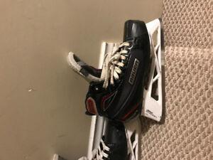 Goalie skates size 6.5