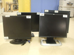 "17"" Monitors Kitchener / Waterloo Kitchener Area image 1"