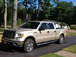 2010 Ford F-150 SuperCrew Pickup Truck