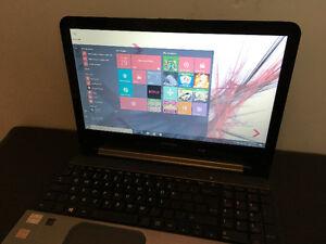 Toshiba Satellite L950D thiner design 8GB /750GB Windows 10