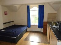 Furnished Studio Flat to Rent in Liverpool - L6 area