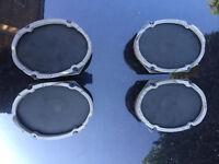 Ford Focus MK1 Speakers