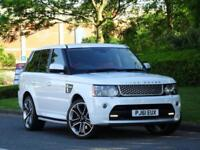Range Rover Sport 3.0 SD V6 2012 Autobiography +RED LEATHER +WARRANTY +FINANCE