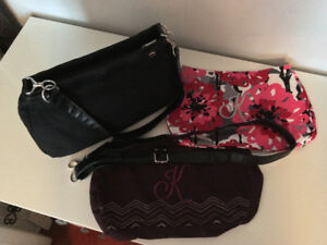 Thirty-One Suite Skirt Purse