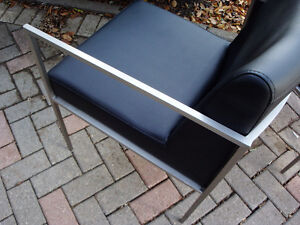 Mid century modern style chairs, contemporary style chairs London Ontario image 6