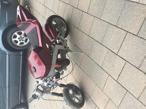Pocket Bike for sale.