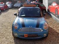 MINI HATCH ONE 1.4 one 3dr Blue Manual Petrol, 2009