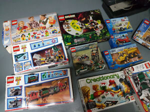 LEGO LOT TOY STORY ,INDIANA JONES RACERS SO MUCH MORE