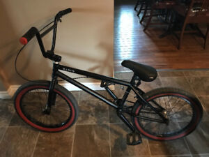 Radio BMX bike bought from Doug's  bicycle in Belleville