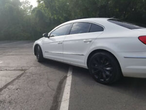 Volkswagen CC Sport V6  All wheel drive