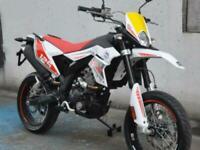 NEW 2020 FB Mondial SMX 125cc Motard 125cc - FREE CBT OFFER