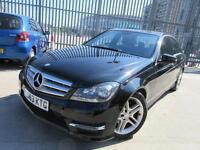 2013 Mercedes-Benz C Class 2.1 C250 CDI AMG Sport 7G-Tronic Plus 4dr