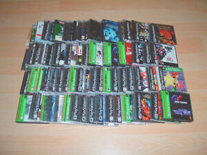 Classic  Sony   Playstation   1     (PS1)   Games