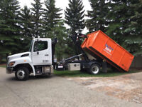 CHEAP DUMPSTER BIN RENTALS AND JUNK REMOVAL $279